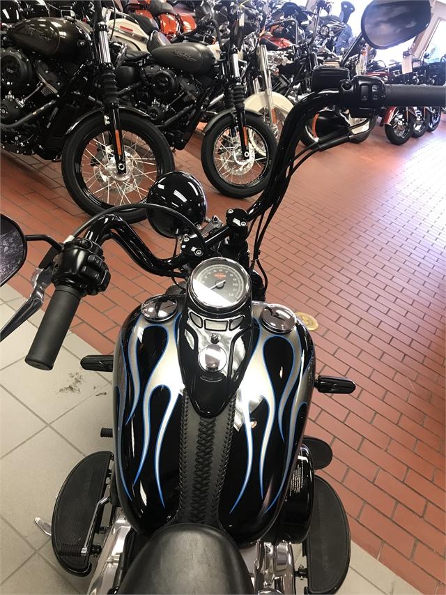 2010 Harley-Davidson Softail Cross Bones at Rooster's Harley Davidson