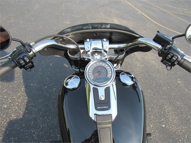 2021 Harley-Davidson Cruiser Sport Glide at Conrad's Harley-Davidson