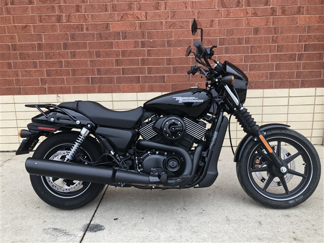2018 Harley-Davidson Street 750 at Harley-Davidson of Fort Wayne, Fort Wayne, IN 46804