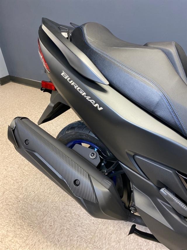 2020 Suzuki Burgman 400 at Sloans Motorcycle ATV, Murfreesboro, TN, 37129
