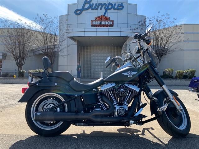 2011 Harley-Davidson Softail Fat Boy Lo at Bumpus H-D of Jackson