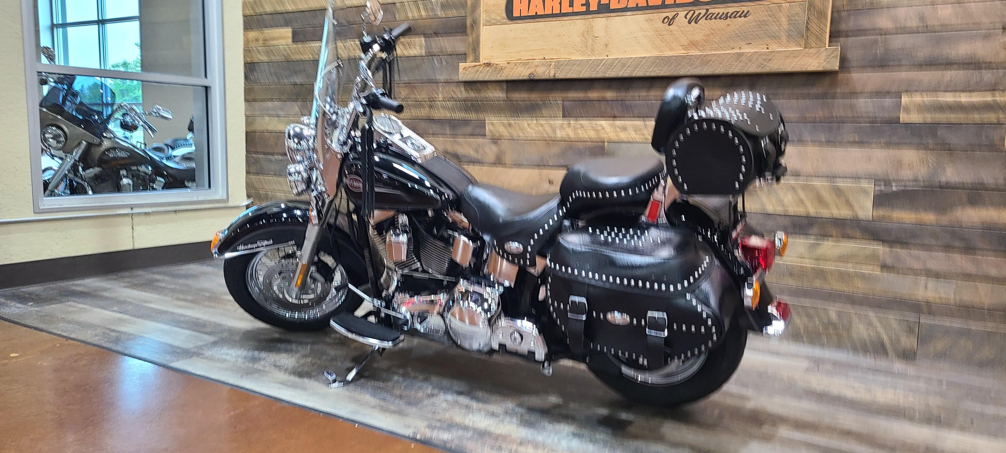 2006 Harley-Davidson Softail Heritage Softail Classic at Bull Falls Harley-Davidson