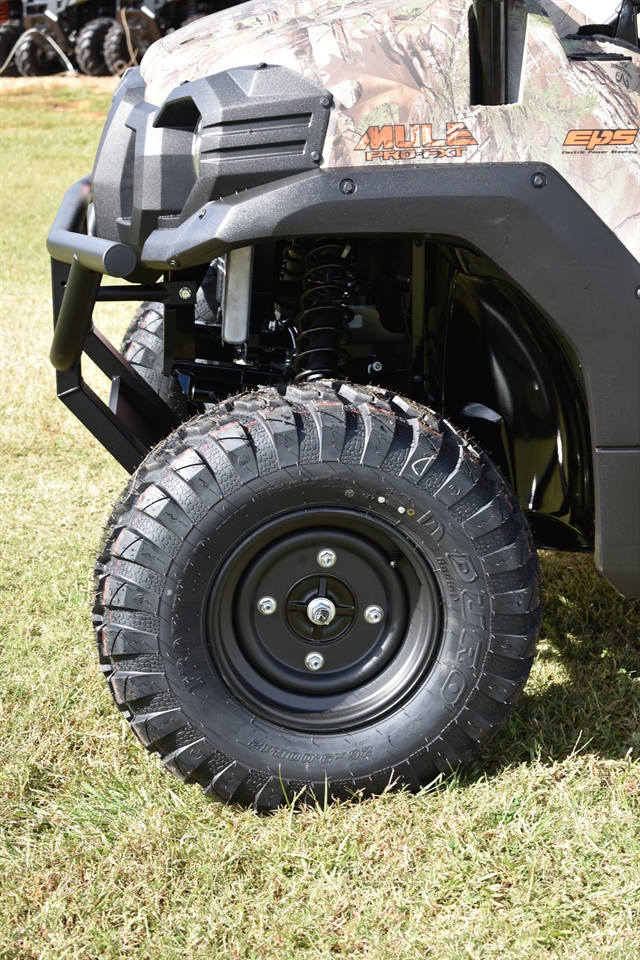 2022 Kawasaki Mule PRO-FXT EPS Camo at R/T Powersports
