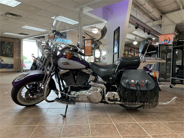 2001 Harley-Davidson FLSTSI at South East Harley-Davidson