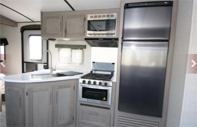 2021 CrossRoads Sunset Trail Super Lite SS289QB at Lee's Country RV