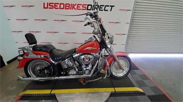 2008 Harley-Davidson Softail Fat Boy at Used Bikes Direct