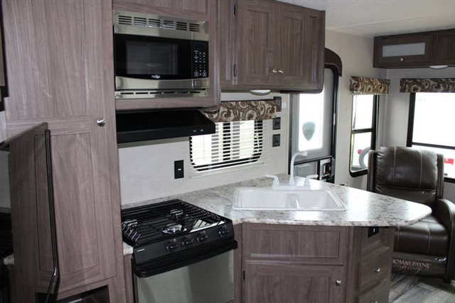 2018 Keystone RV Hideout LHS 252LHS Rear Living at Campers RV Center, Shreveport, LA 71129