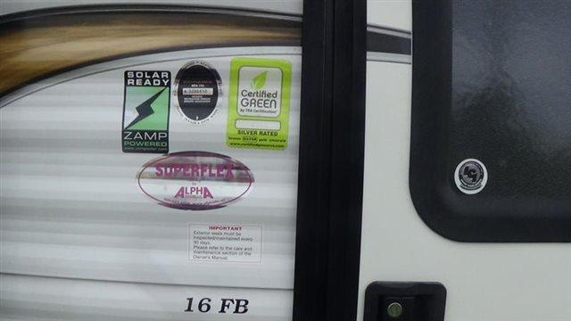 2014 Coachmen Viking Ultra-Light 16FB at Youngblood RV & Powersports Springfield Missouri - Ozark MO