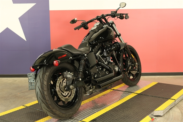 2017 Harley-Davidson Dyna Low Rider S at Texas Harley