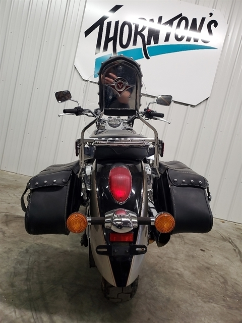 2011 Kawasaki Vulcan 900 Classic LT at Thornton's Motorcycle - Versailles, IN