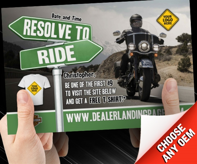 Resolve to Ride  at PSM Marketing - Peachtree City, GA 30269