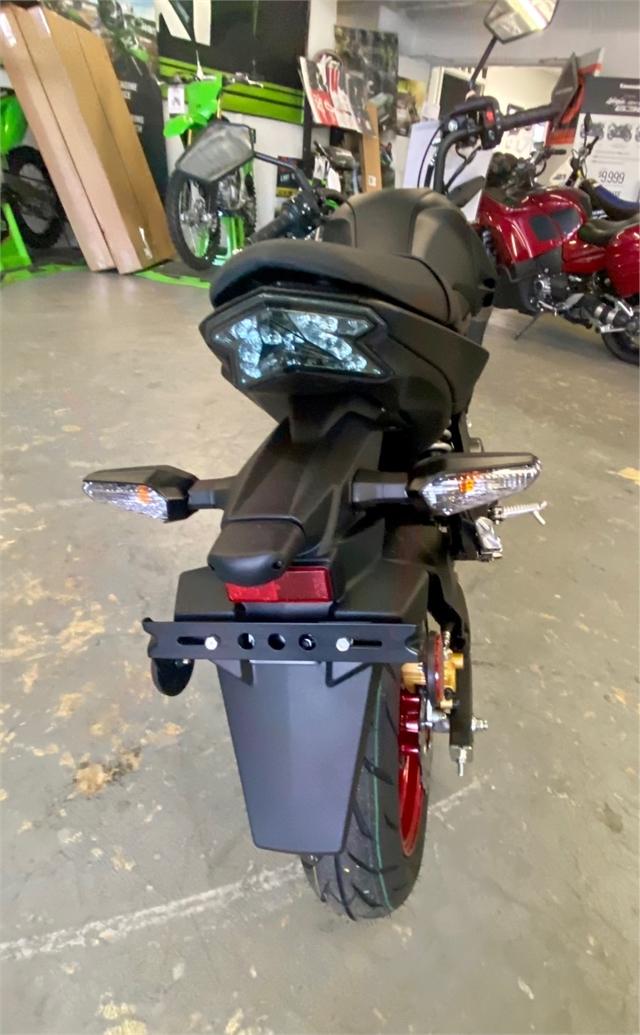 2021 Kawasaki Z125 PRO Base at Shreveport Cycles