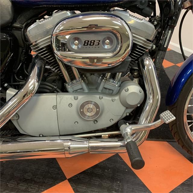2009 Harley-Davidson Sportster 883 Custom at Harley-Davidson of Indianapolis