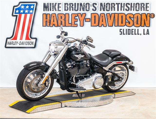 2018 Harley-Davidson FLFBS at Mike Bruno's Northshore Harley-Davidson