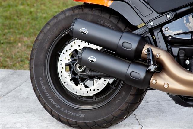 2019 Harley-Davidson Softail Fat Bob 114 at Tampa Triumph, Tampa, FL 33614
