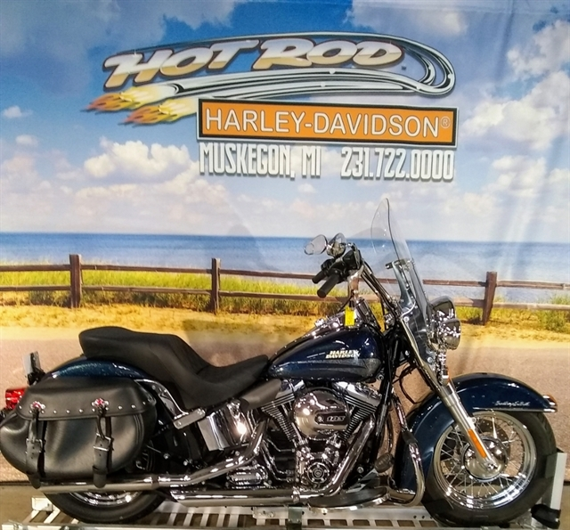 2016 Harley-Davidson Softail Heritage Softail Classic at Hot Rod Harley-Davidson