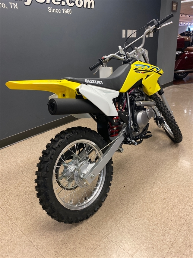 2021 Suzuki DR-Z 125L at Sloans Motorcycle ATV, Murfreesboro, TN, 37129
