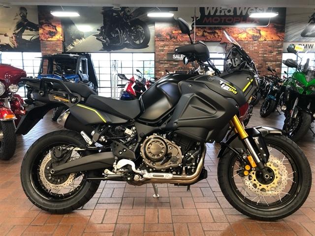 2021 Yamaha Super Ténéré ES at Wild West Motoplex
