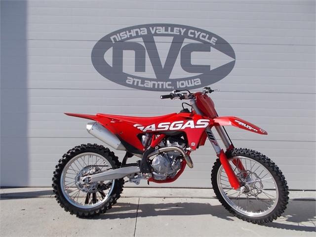 2021 GASGAS MC 250F at Nishna Valley Cycle, Atlantic, IA 50022