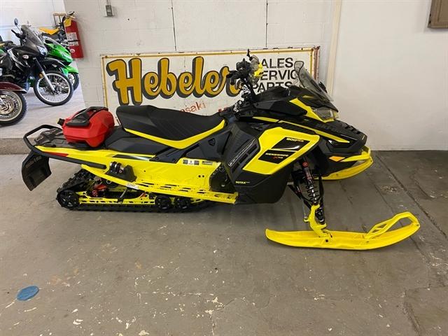 2021 Ski-Doo Renegade X-RS 900 ACE Turbo at Hebeler Sales & Service, Lockport, NY 14094