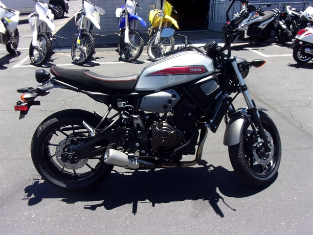 2019 Yamaha XSR 700 at Bobby J's Yamaha, Albuquerque, NM 87110