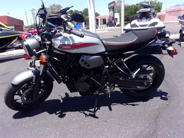 2019 Yamaha XSR 700 at Bobby J's Yamaha, Albuquerque, NM 87110