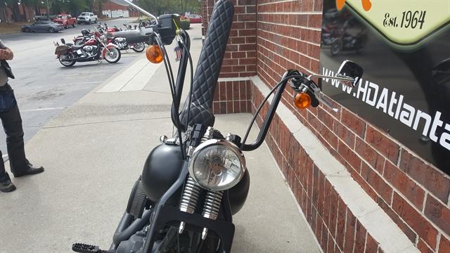2014 Harley-Davidson Dyna Street Bob at Harley-Davidson® of Atlanta, Lithia Springs, GA 30122