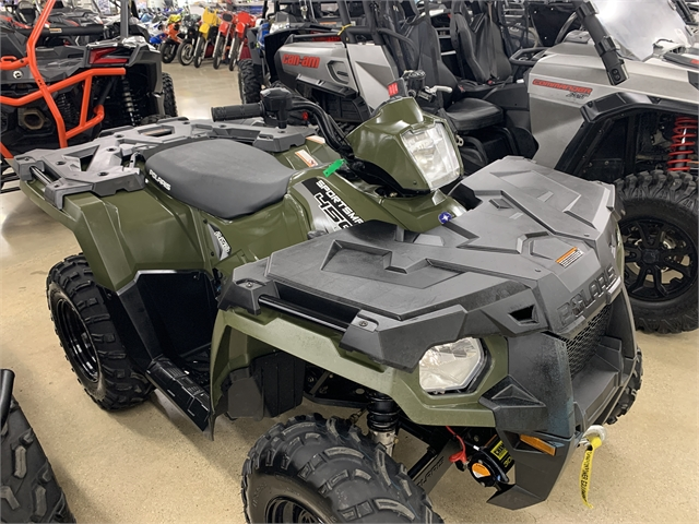 2017 Polaris Sportsman 450 HO Base at ATVs and More