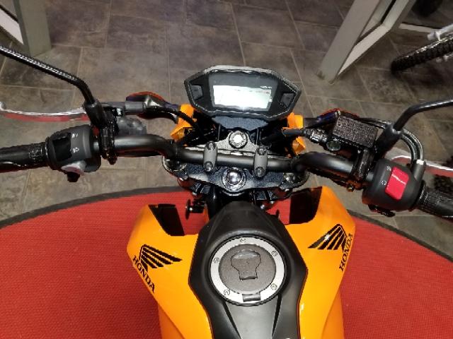 2019 Honda Grom Base at Kent Powersports, North Selma, TX 78154