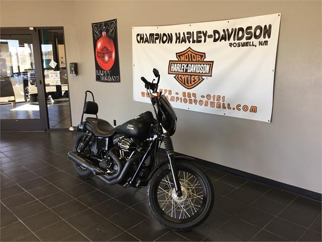 2015 Harley-Davidson Dyna Street Bob at Champion Harley-Davidson
