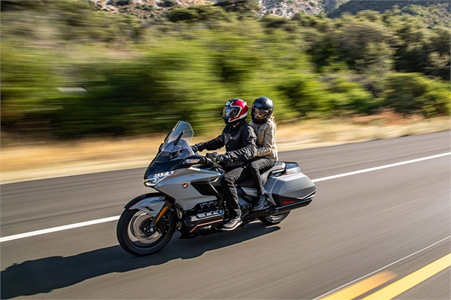 2021 Honda Gold Wing Tour Airbag Automatic DCT at Interstate Honda