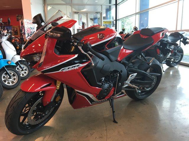 2017 Honda CBR1000RR Base at Kent Powersports of Austin, Kyle, TX 78640
