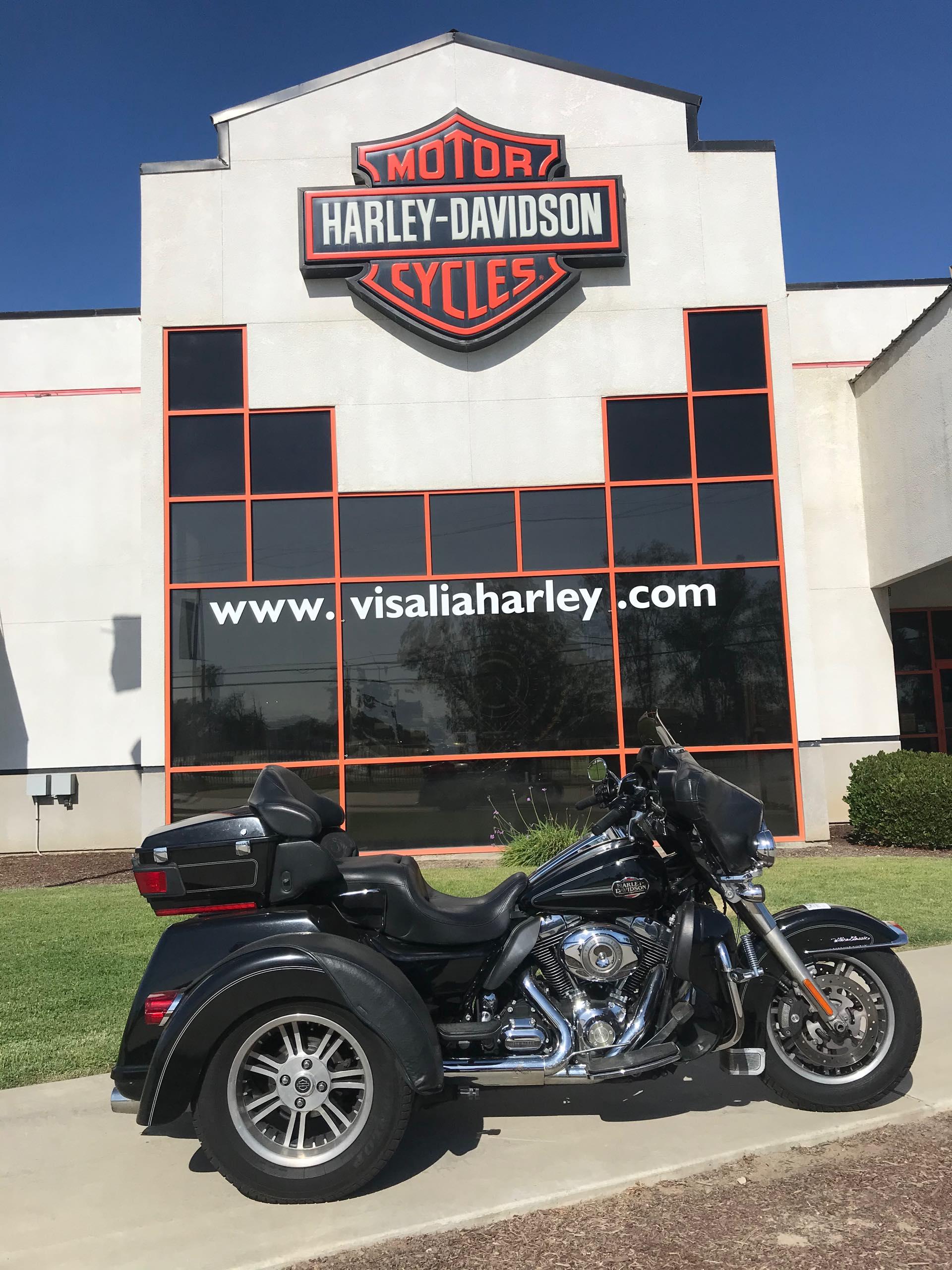 2010 Harley-Davidson Trike Tri Glide Ultra Classic at Visalia Harley-Davidson
