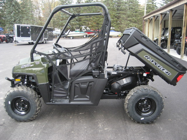 2020 Polaris Ranger 570 Full Size at Fort Fremont Marine