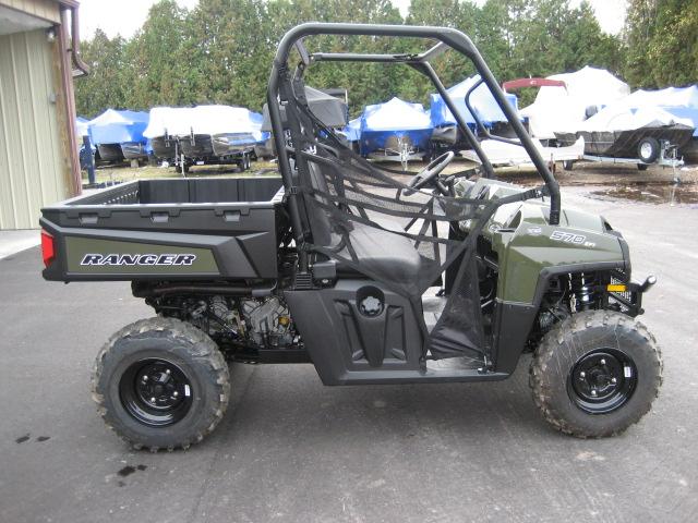 2020 Polaris Ranger 570 Full Size at Fort Fremont Marine