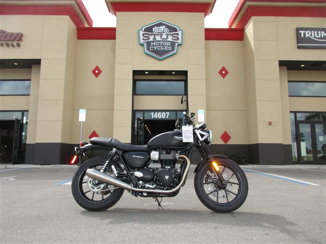 2019 Triumph Street Twin Base at Stu's Motorcycle of Florida