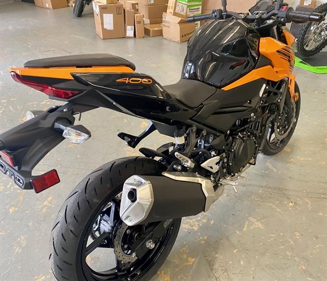 2020 Kawasaki Z400 ABS at Shreveport Cycles