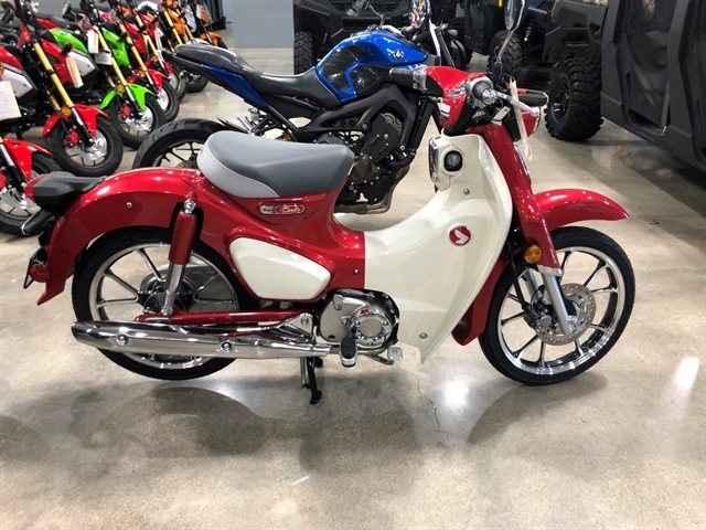 2020 Honda Super Cub C125 ABS at Kent Motorsports, New Braunfels, TX 78130