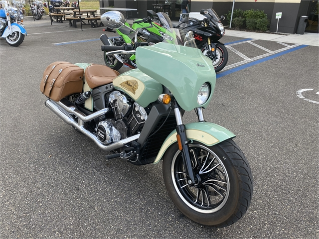 2019 Indian Scout Base at Fort Myers