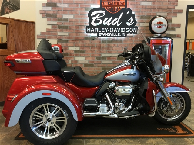 2019 Harley-Davidson Trike Tri Glide Ultra at Bud's Harley-Davidson, Evansville, IN 47715