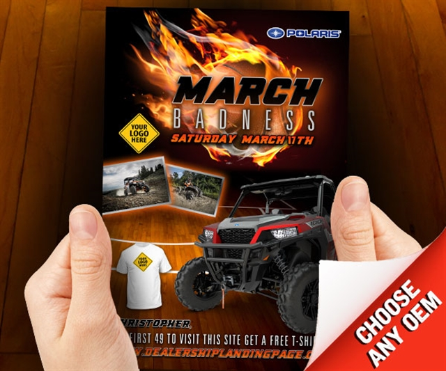 2019 Spring March Badness Powersports at PSM Marketing - Peachtree City, GA 30269