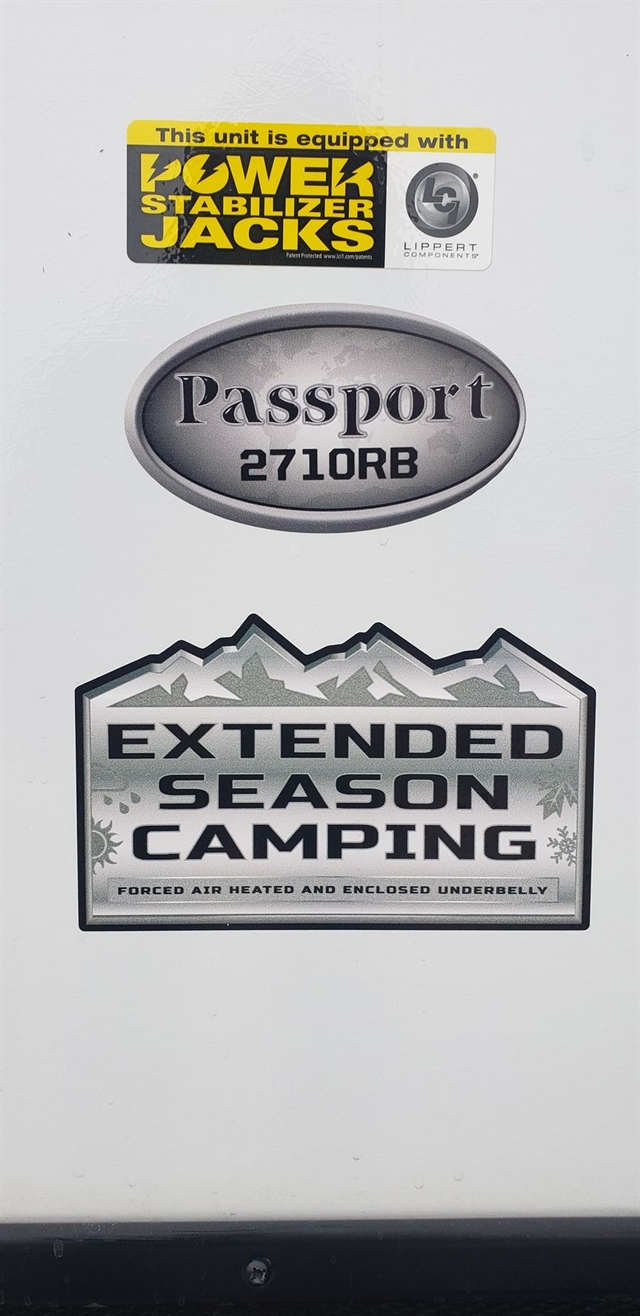 2020 Keystone Passport Grand Touring (East) 2710RB GT at Nishna Valley Cycle, Atlantic, IA 50022