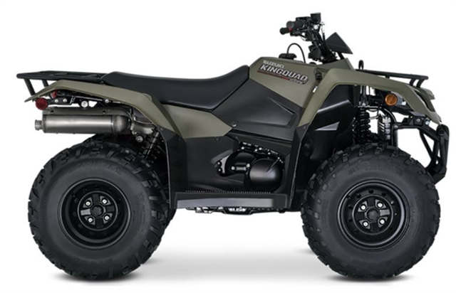 2021 SUZUKI LT-F400FM1 at Columbia Powersports Supercenter
