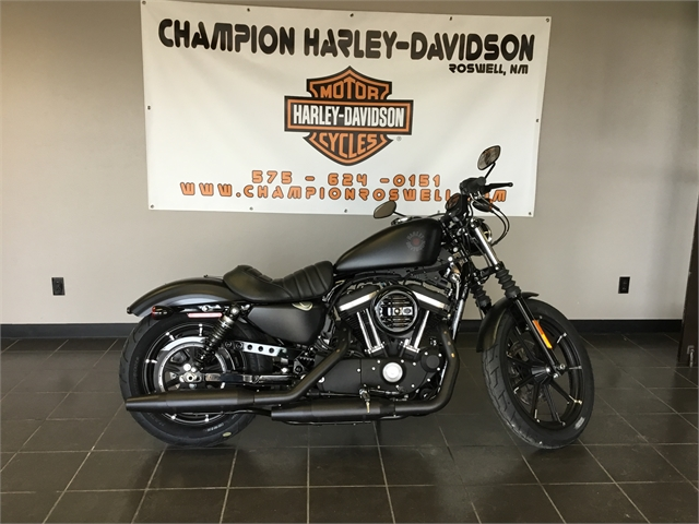 2021 HARLEY XL883N at Champion Harley-Davidson