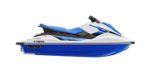 2021 Yamaha WaveRunner EX Base at Lynnwood Motoplex, Lynnwood, WA 98037