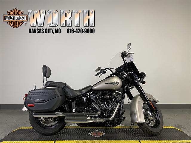 2018 Harley-Davidson Softail Heritage Classic 114 at Worth Harley-Davidson