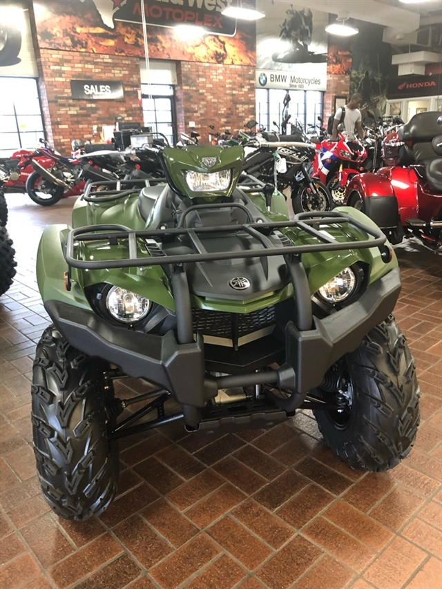 2021 Yamaha Kodiak 450 at Wild West Motoplex