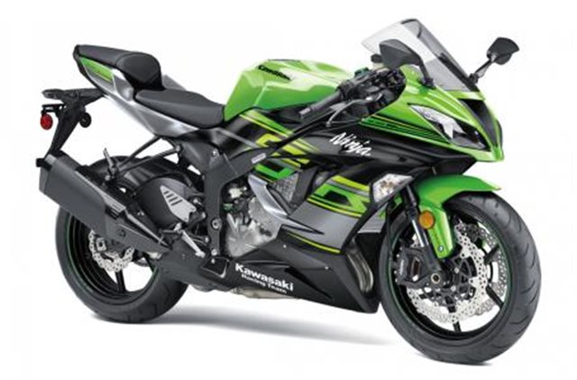 2018 Kawasaki Ninja ZX-6R Base at Pete's Cycle Co., Severna Park, MD 21146