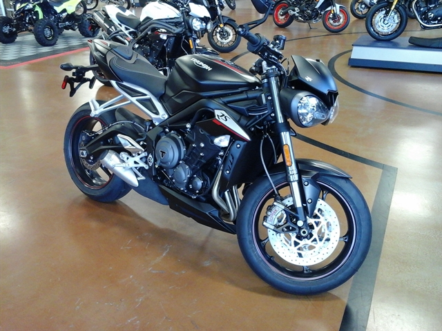 2019 Triumph Street Triple RS at Yamaha Triumph KTM of Camp Hill, Camp Hill, PA 17011