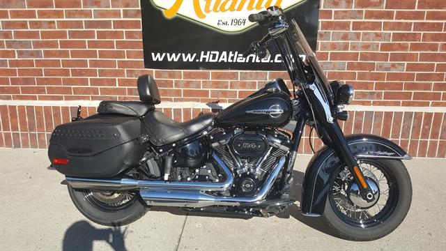 2018 Harley-Davidson Softail Heritage Classic 114 at Harley-Davidson® of Atlanta, Lithia Springs, GA 30122